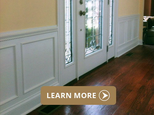 wainscoting in Chicago